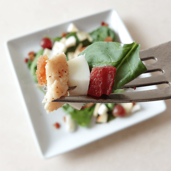 Chicken Bacon Salad | Our Paleo Life