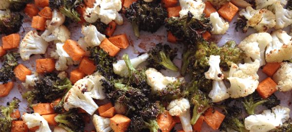 Best Roasted Veggies {by Our Paleo Life}
