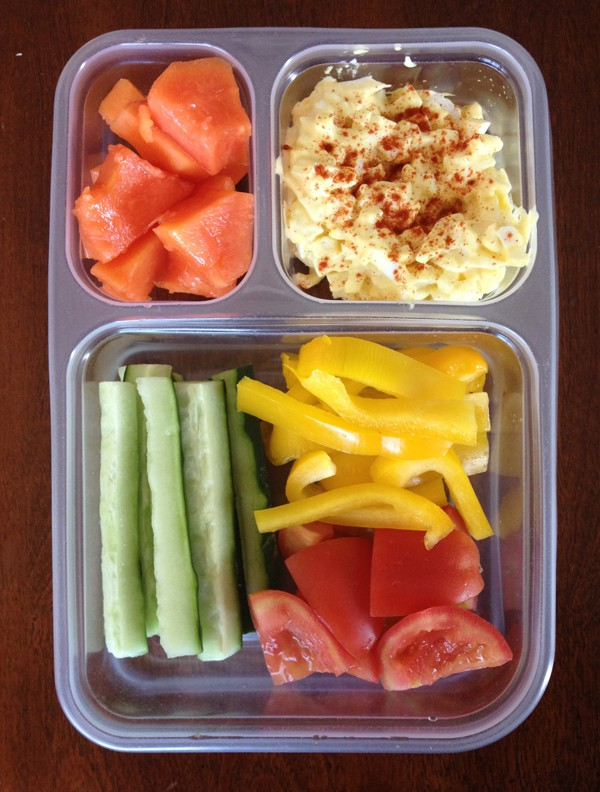 Kid's Paleo Lunches