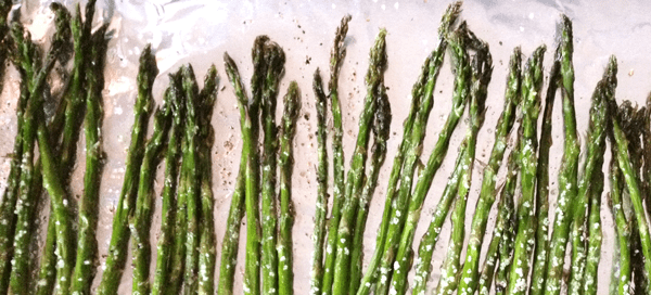 Roasted Asparagus {by Our Paleo Life}