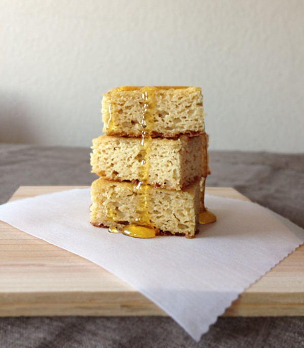 Corn Bread Without Corn by Our Paleo Life