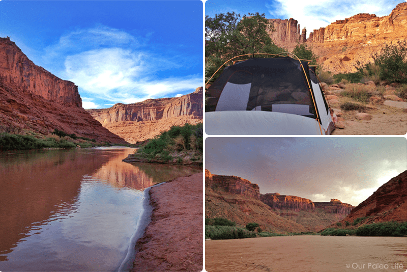 Camping in Moab, UT | Our Paleo Life