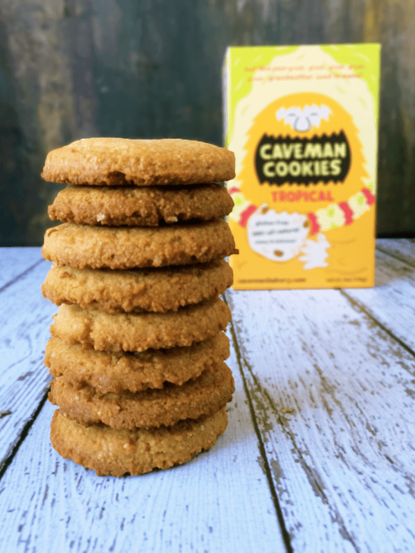 Caveman Cookies - Tropical Flavor | Review by Our Paleo Life