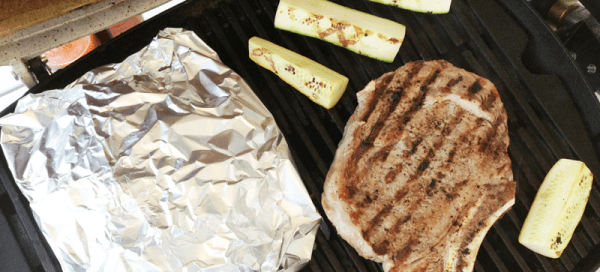 Grilled Squash | Our Paleo Life
