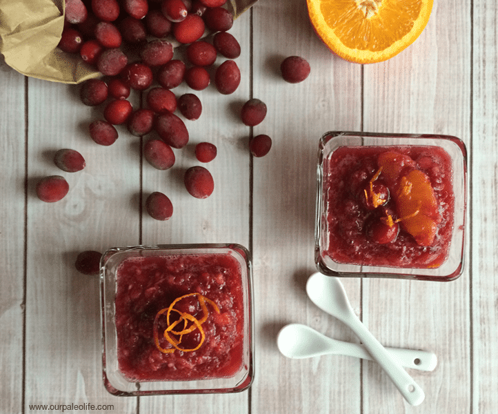 Cranberry Relish | Our Paleo Life