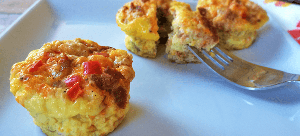 Spicy Egg Muffins {by Our Paleo Life}