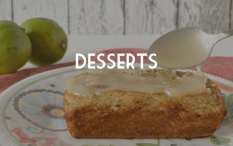 Dessert Recipes by Our Paleo Life