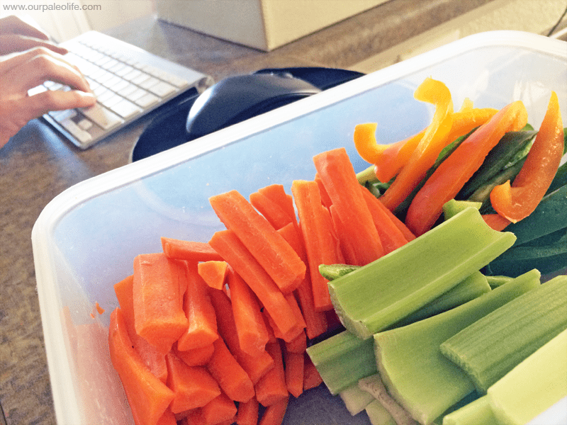 The Secret to Healthy Snacking | Our Paleo Life