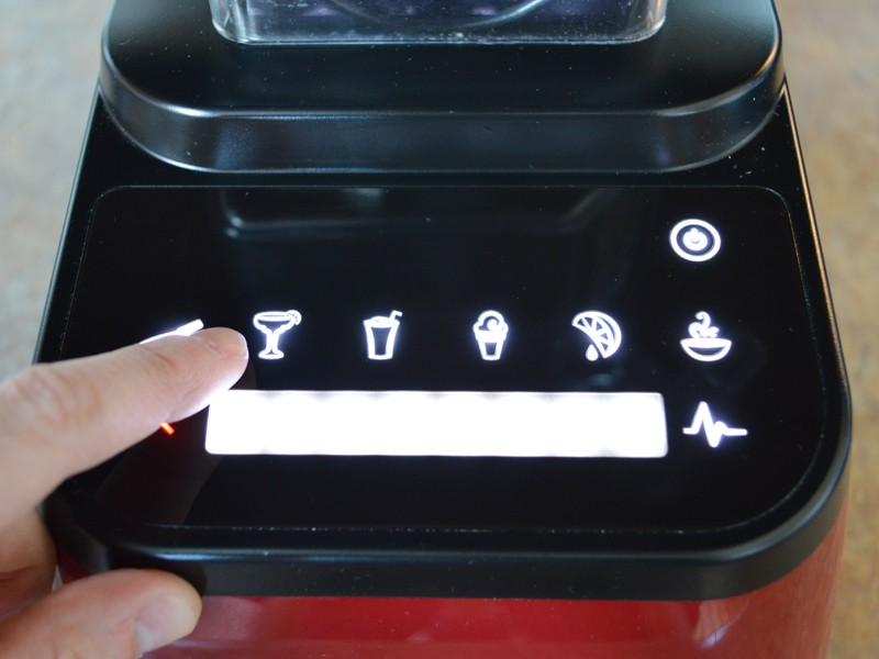 Blendtec Touch Screen