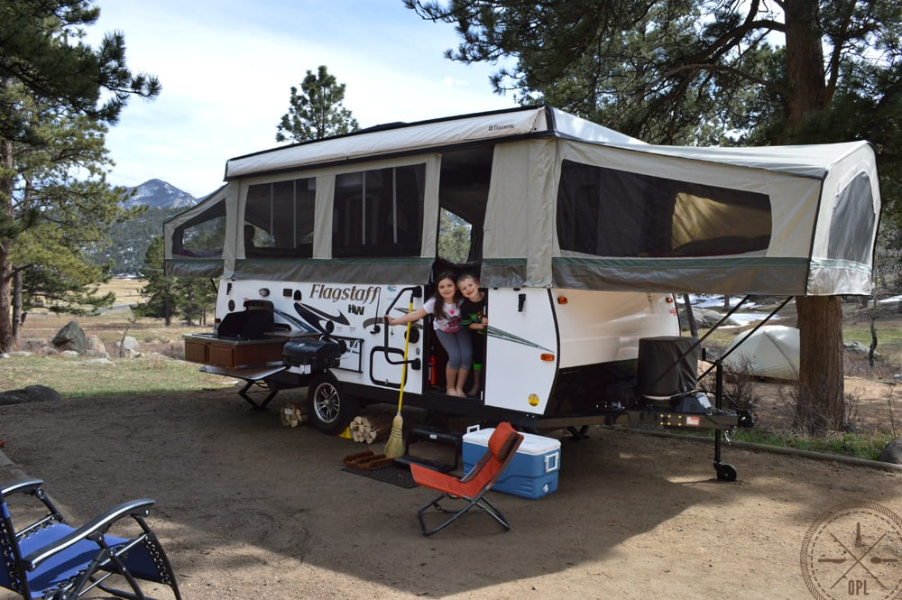 OPL Family Camping | Our Paleo Life