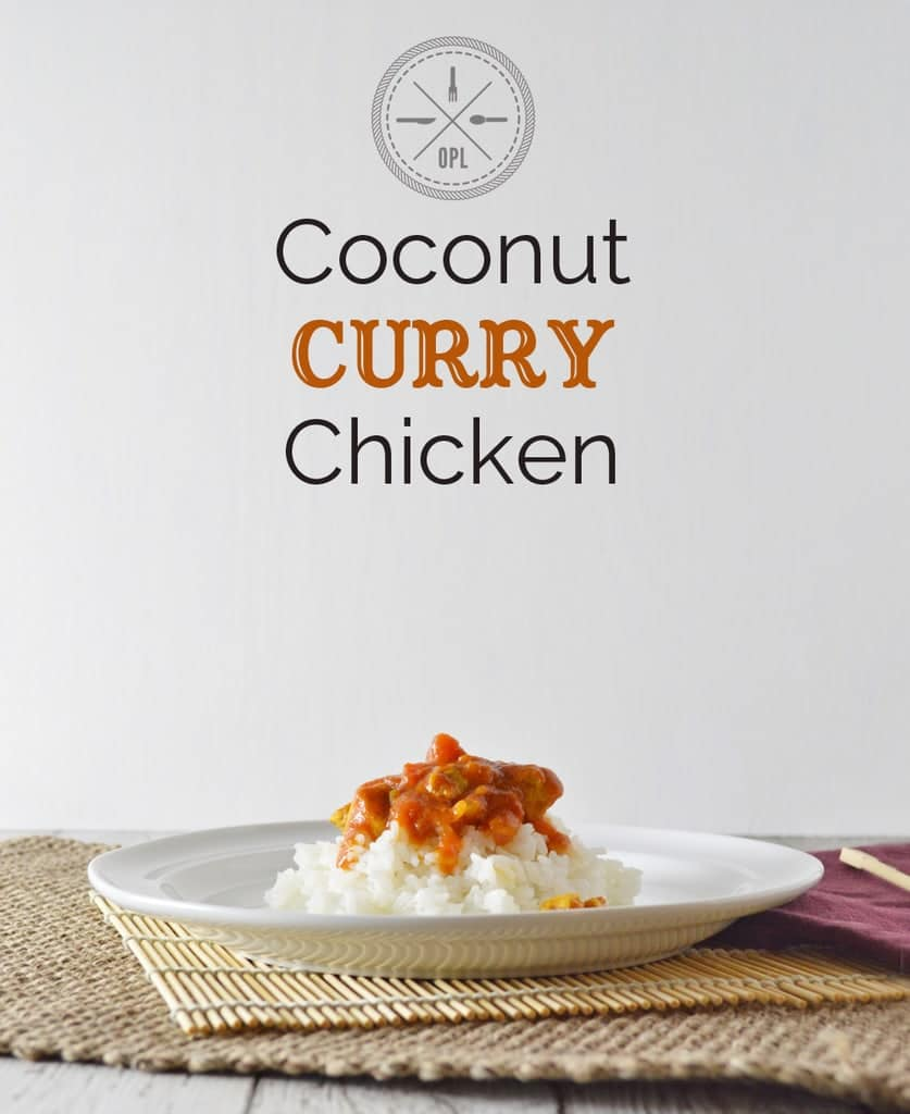 Coconut Curry Chicken | Our Paleo Life