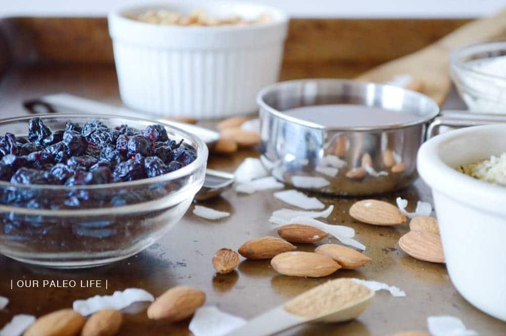 Paleo Granola Crunch | Our Paleo Life