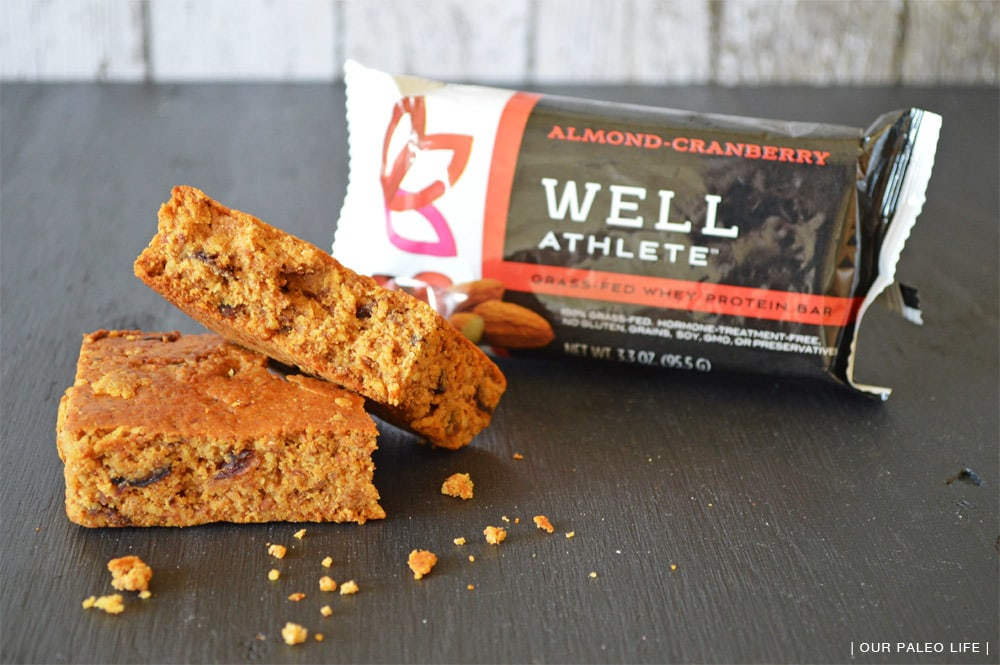 Well Food Co - Well Athlete Bar