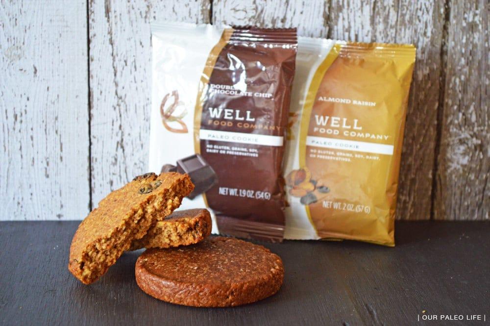 Well Food Co - Paleo Cookies