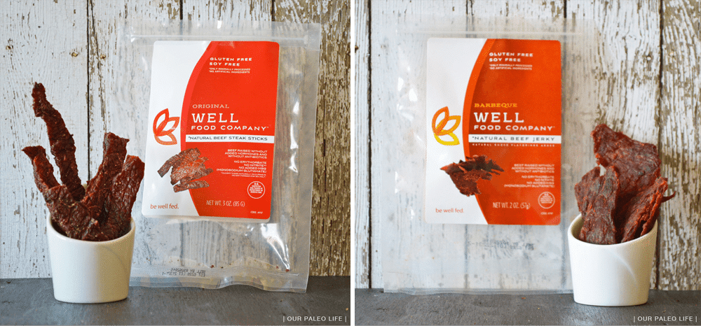 Well Food Co - Natural Beef Jerky