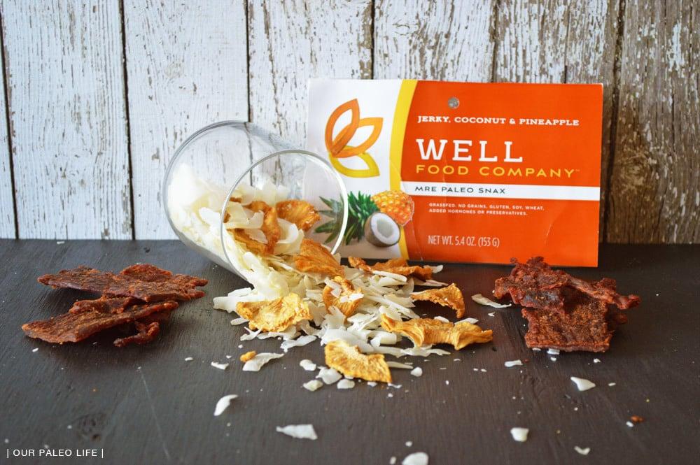 Well Food Co - MRE Paleo Snax