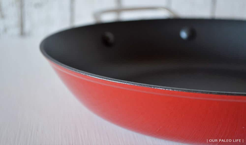 Cuisinart CastLite Cookware {Product Review} by Our Paleo Life