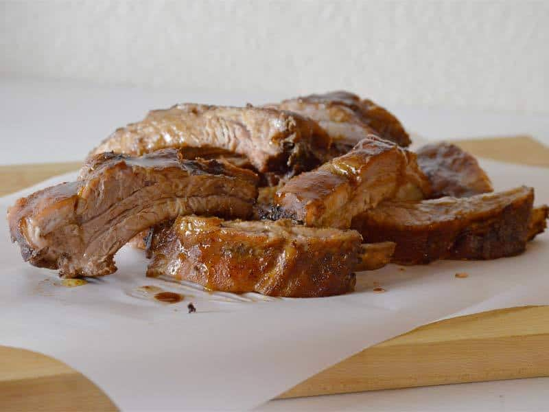 Braised Baby Back Ribs | Our Paleo Life