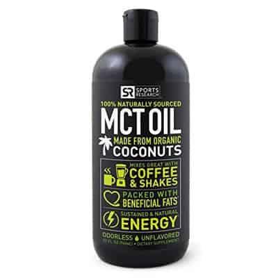 MCT Oil - Keto Meal Plan