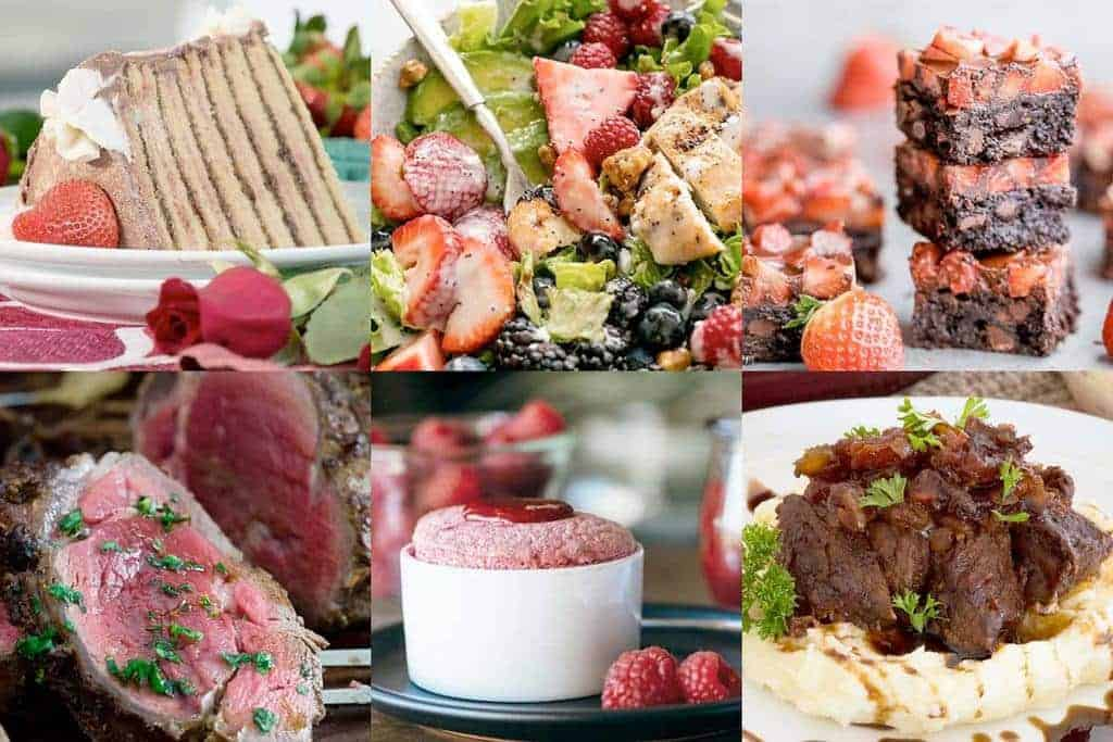 14 Paleo Recipes For Your Valentine from Our Paleo Life