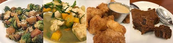 Dinner at Picnik Austin
