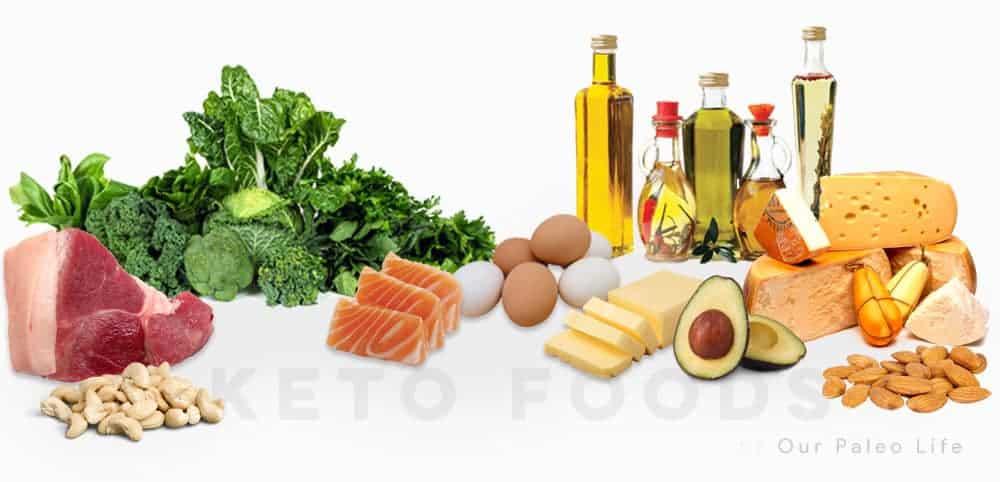 Keto Foods