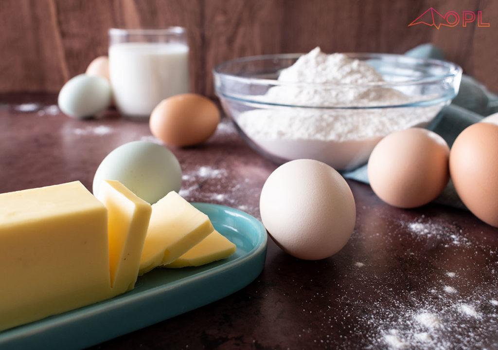 Paleo German Pancakes Ingredients