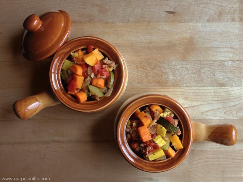 Crockpot Paleo Minestrone Soup - Our Paleo Life