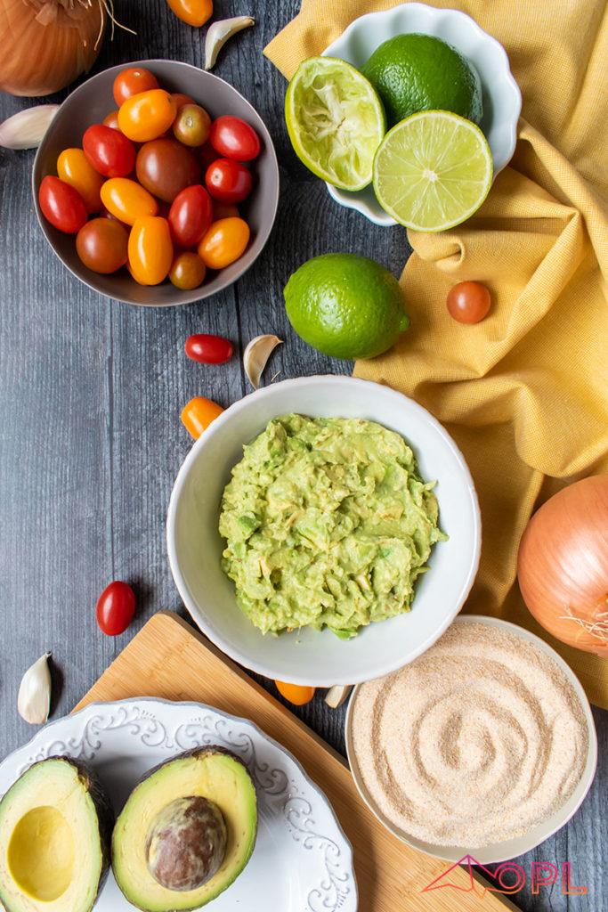 The Best Guacamole