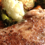 Easy Peasy Chicken Thighs | Our Paleo Life