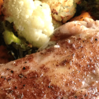 Easy Peasy Chicken Thighs   Our Paleo Life