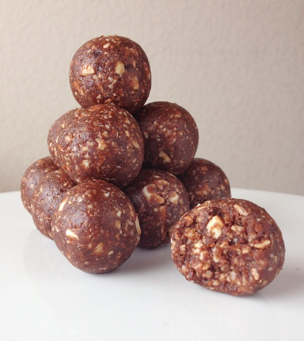 Paleo Chocolate Brownie Bites