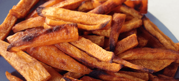 Sweet PotatoFries | Our Paleo Life