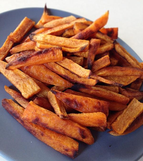 Sweet Potato Fries | Our Paleo Life