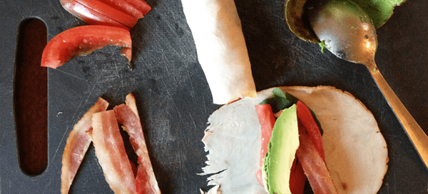 Turkey BLTA Roll-Ups | Our Paleo Life