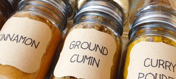 Organizing Spice Jars | Our Paleo Life