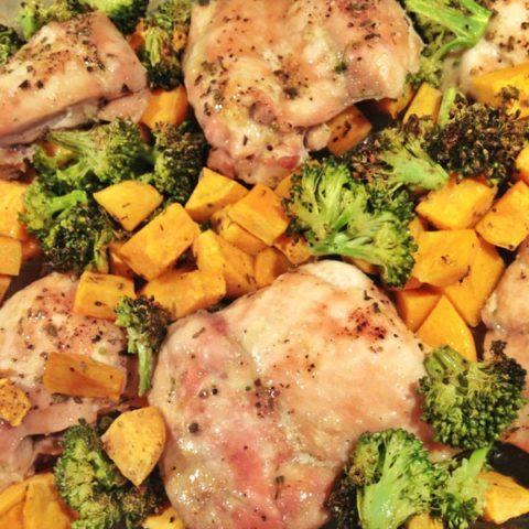 Chicken Broccoli Bake | Our Paleo Life