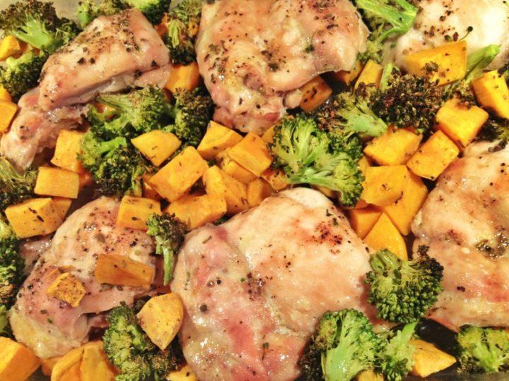 Chicken Broccoli Bake Casserole Recipe Paleo Whole30