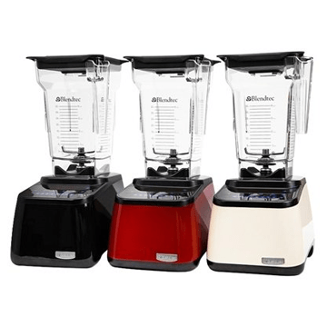 Blendtec w/ Wildside Jar