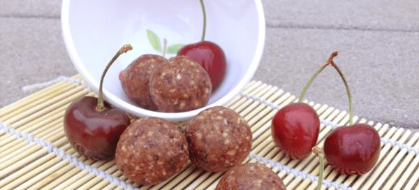 Cherry Pie Bites | Our Paleo Life