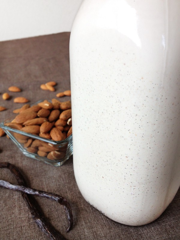 Homemade Almond Milk | Our Paleo Life
