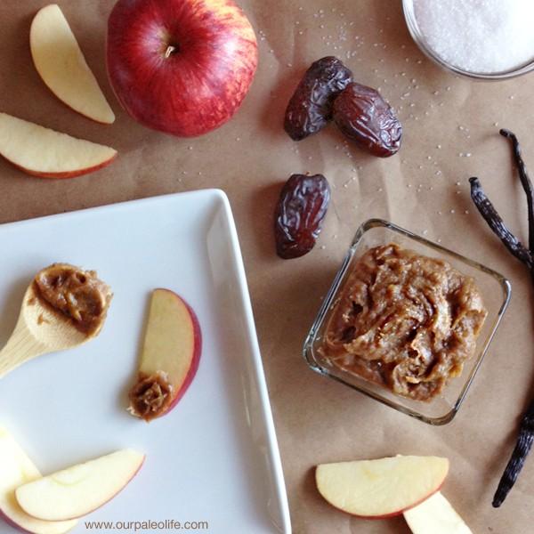 Paleo Caramel Apple Dip | Our Paleo Life