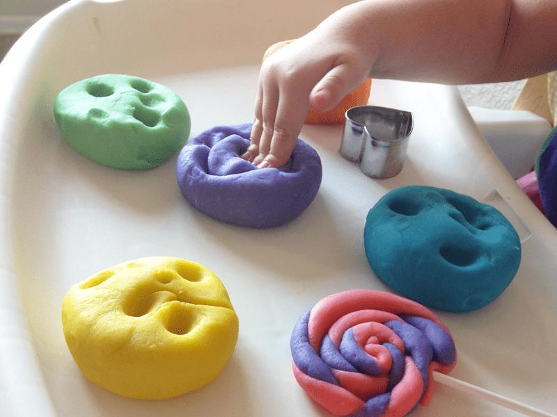 Homemade Play Dough | Our Paleo Life