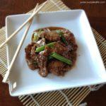 Paleo Mongolian Beef | Our Paleo Life