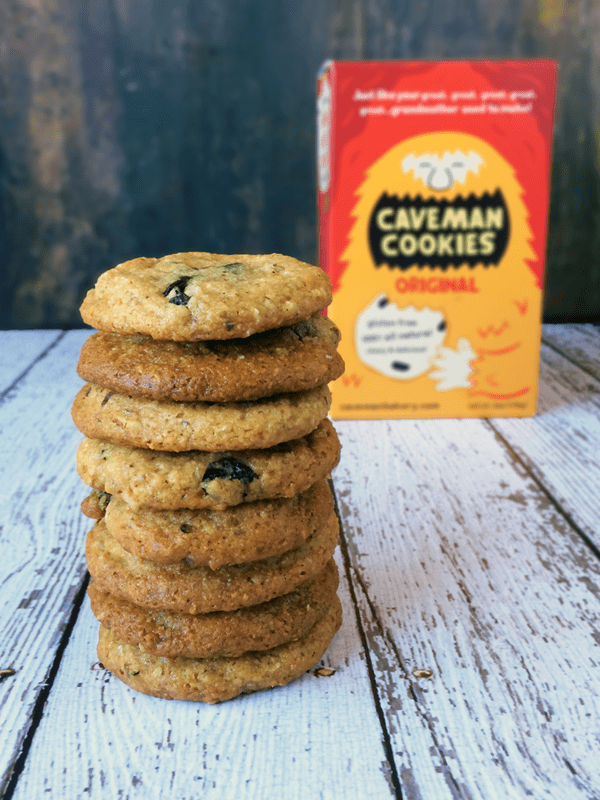 Caveman Cookies - Original Flavor | Review by Our Paleo Life
