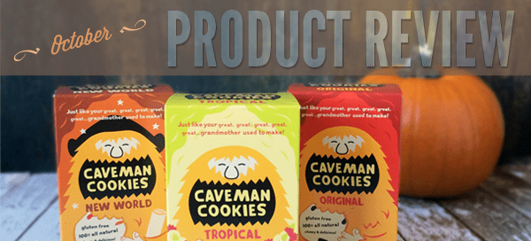 Caveman Cookies Product Review by Our Paleo Life