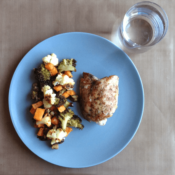 Whole30 Day2 Dinner | Our Paleo Life