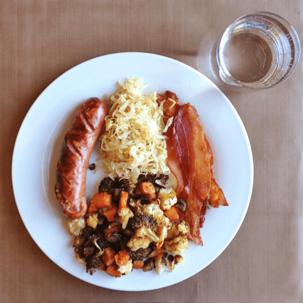 Whole30 Day4 Lunch | Our Paleo Life