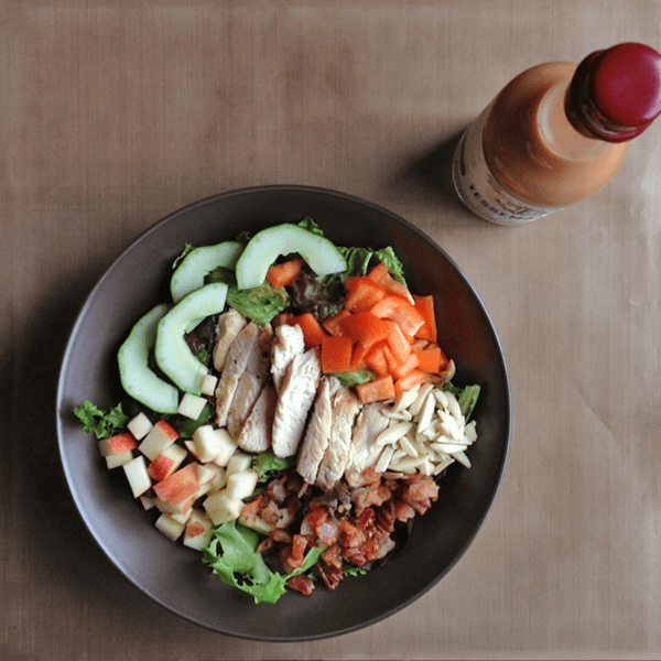 Whole30 Day1 Lunch | Our Paleo Life