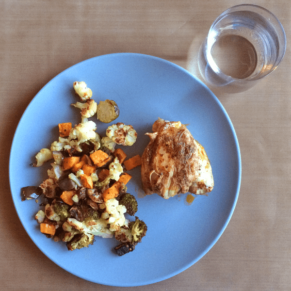 Whole30 Day12 Dinner | Our Paleo Life